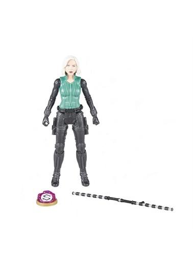 Hasbro Avengers: Infinity War Black Widow Figür ve Sonsuzluk Taşı Renkli